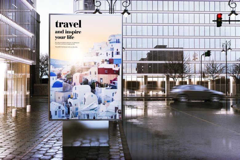 Ad Campaigns Travel