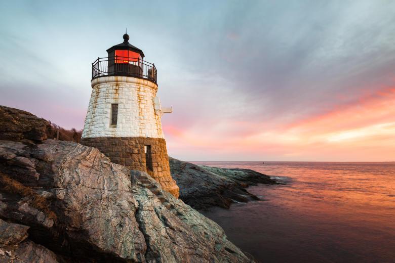 Rhode Island Lighhouse