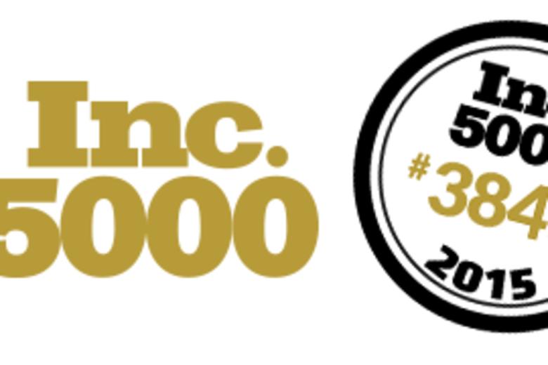 Inc. 5000 2015