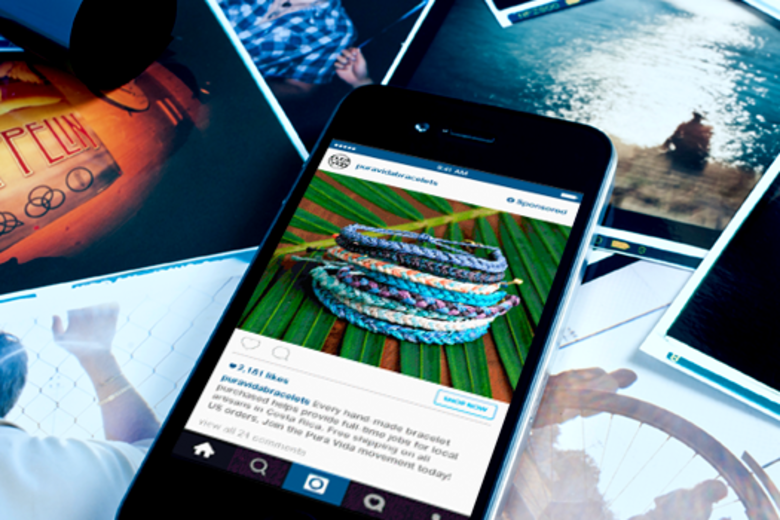 Instagram Advertising Header 2