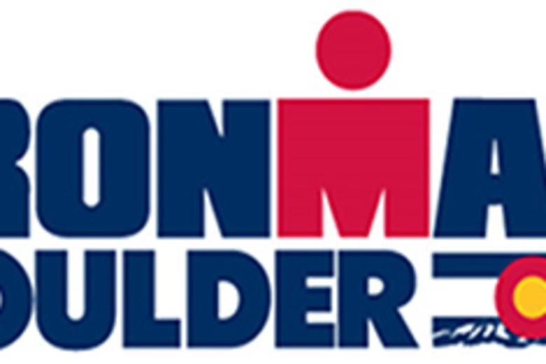 Ironman Boulder Logo