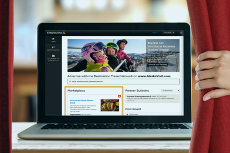 Upcoming Webinar |  Simpleview CRM Marketplace Unveil