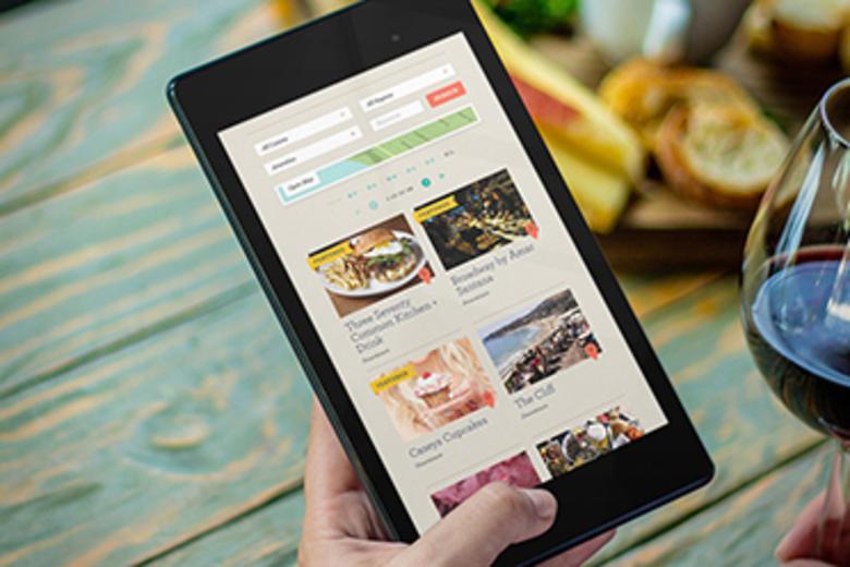 Responsive Website Design Header