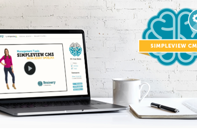 Upcoming Webinar | Introducing Simpleview's Certification Course for CMS
