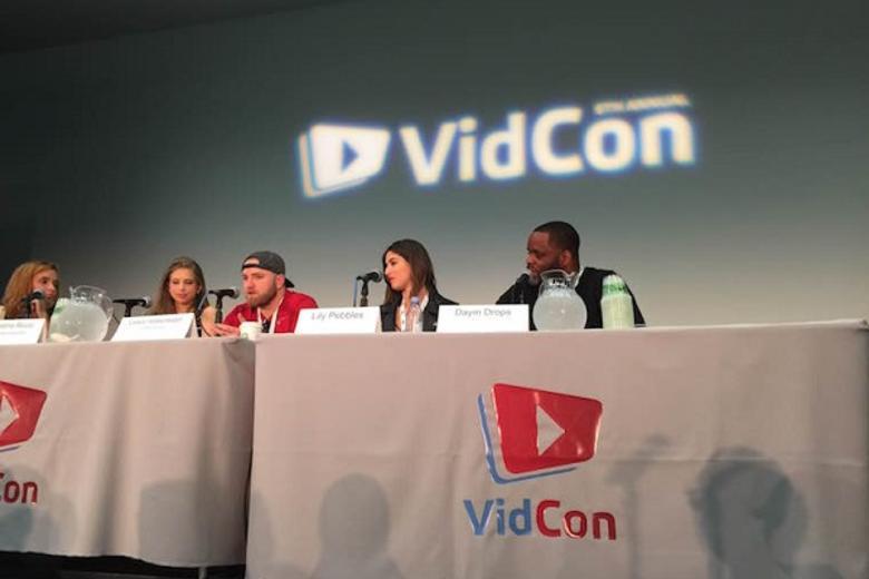 Vidcon 2015 Speakers