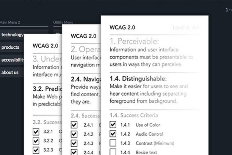 WACAG Guidelines
