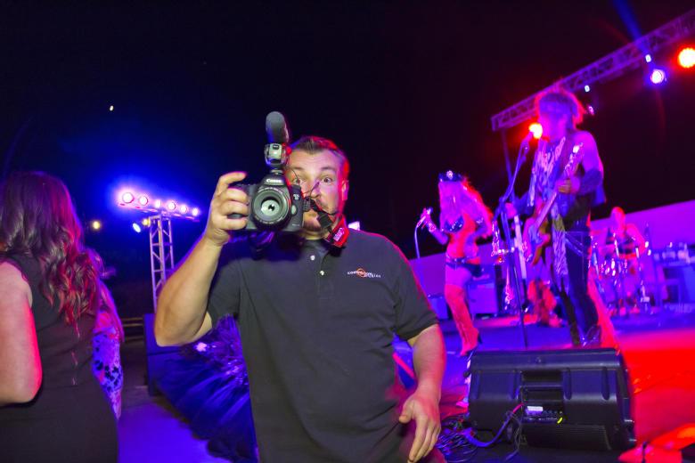 camera concert
