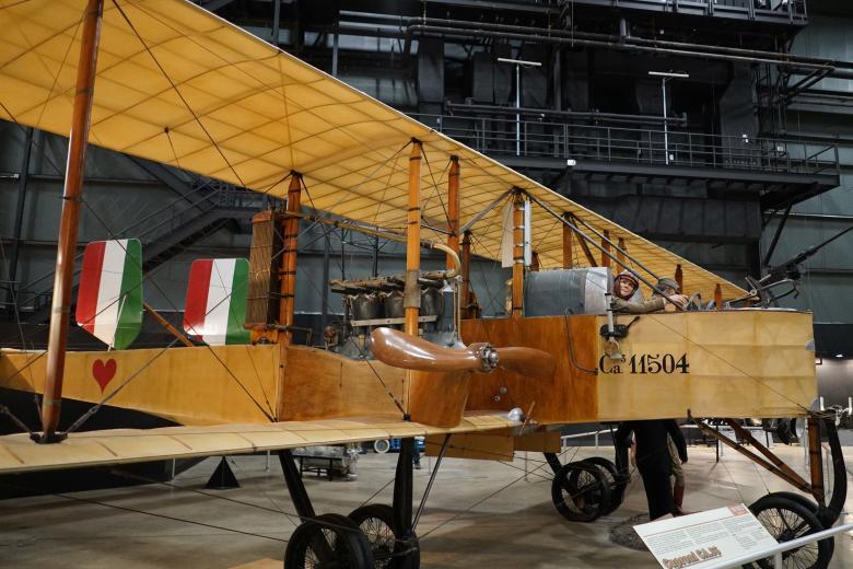 Dayton Ohio Wright Brothers Museum