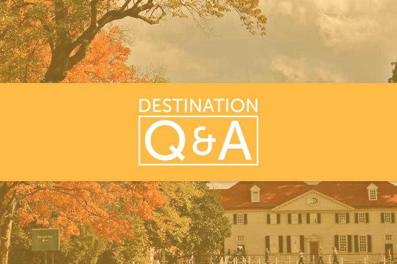 Destination Q&A | Fairfax County