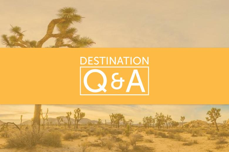 Destination Q&A | Greater Palm Springs