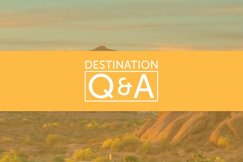 Destination Q&A | Visit Phoenix