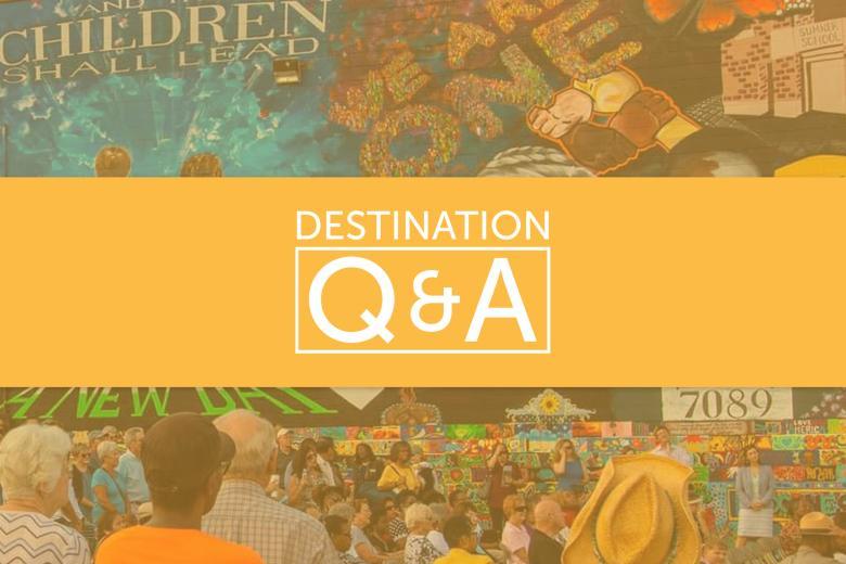 Destination Q&A | Topeka