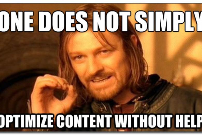 Optimize Content Mordor