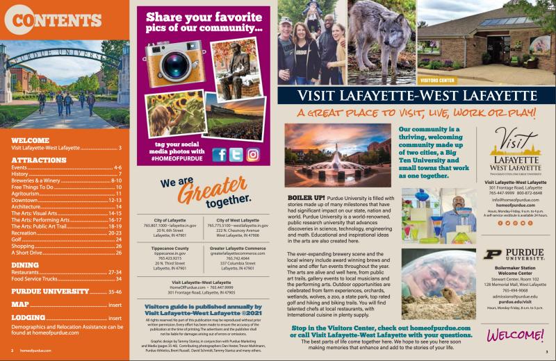 Visitors Guide 2021