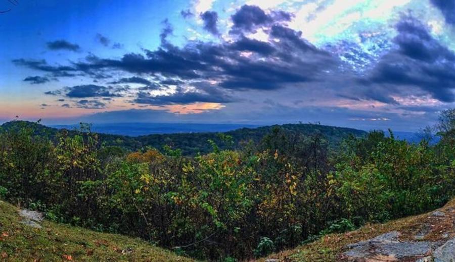 Monte Sano Fall Photo