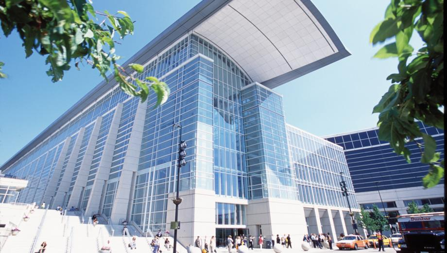 6a9fb617f4 Chicago's McCormick Place convention center enjoys record-breaking ...