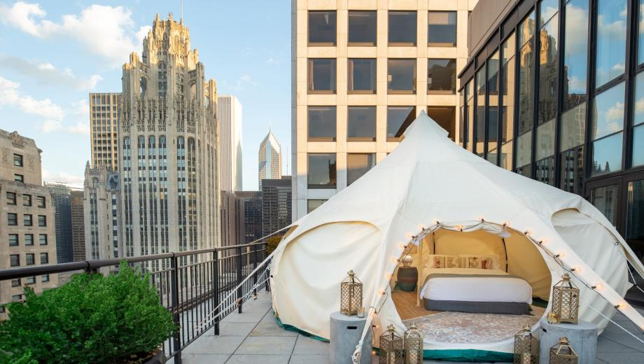Hotels In Chicago >> 5 Unique Chicago Hotel Rooms Choose Chicago