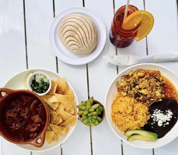 Cielito Cafe is Houston's Montrose-area Mexican café serving classics like Concha pan dulce and Menudo.