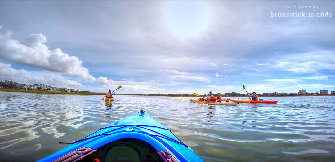 Kayaking_Oak Island