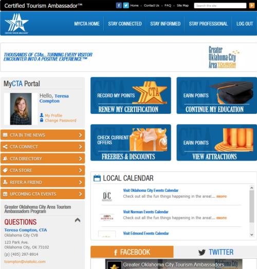 Screenshot CTA