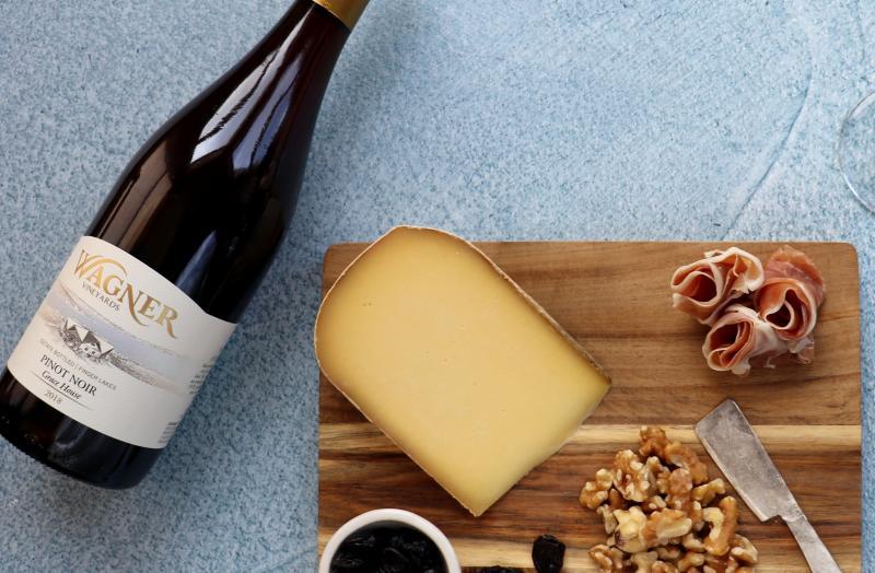 Wagner Wine & Cheese Pairing - Alexandra Jones