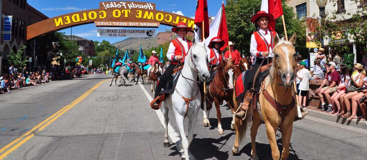 Buffalo Bill Days Parade