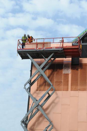 ICC copper construction
