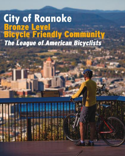 Roanoke - Bronze Bicycle Friendly Community