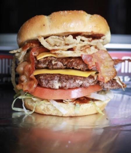 mad mike's burger