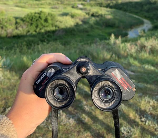 Birding Wanuskewin 2