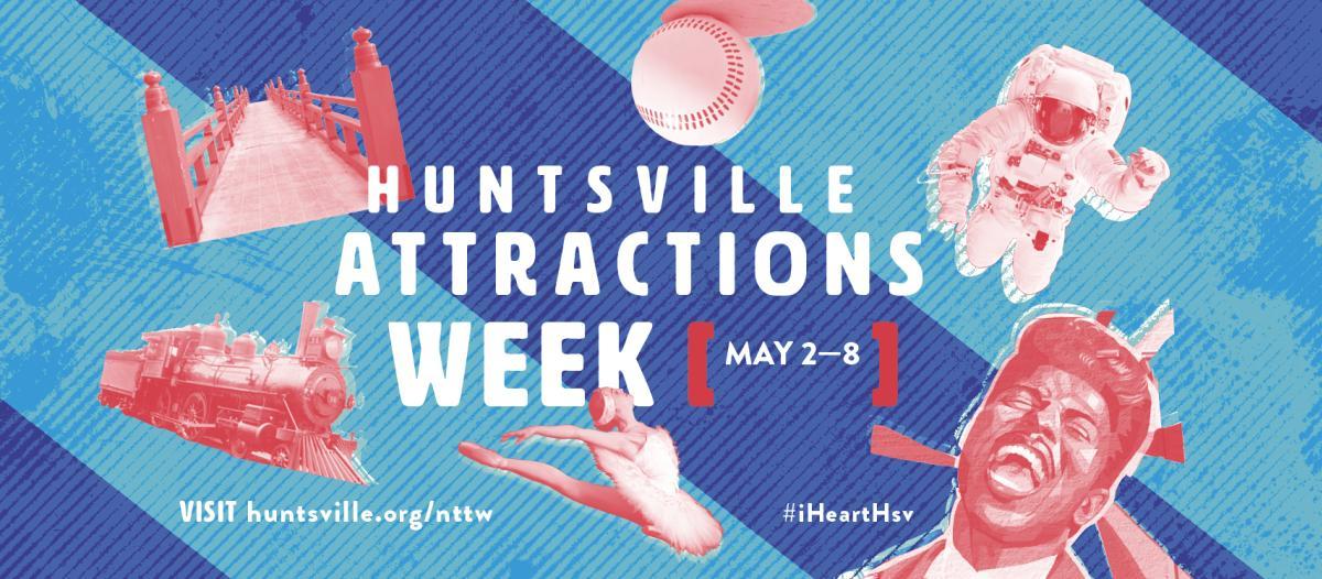 Attractions Week hero image