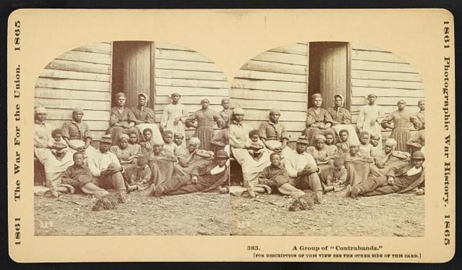 Black People During Civil War