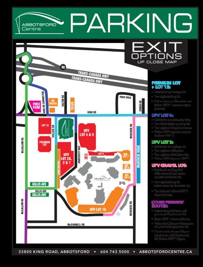 Parking Exit 2021