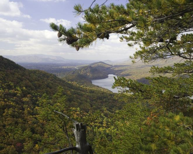 Tinker Mountain View