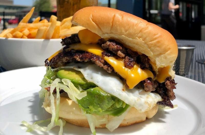 Smashburger from Hive