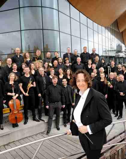 Kristiansand Symfoniorkester i Kilden 2018