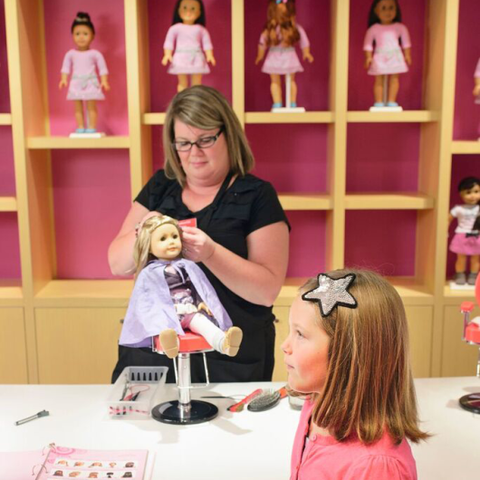 The Ultimate American Girl Adventure