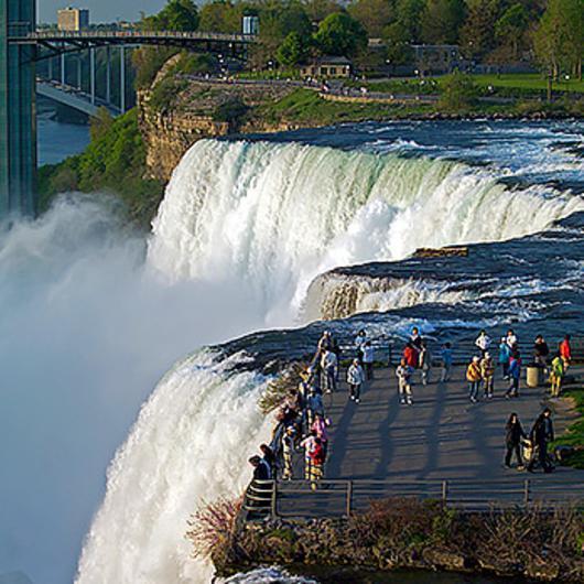 Drive Across NY—Albany to Niagara Falls