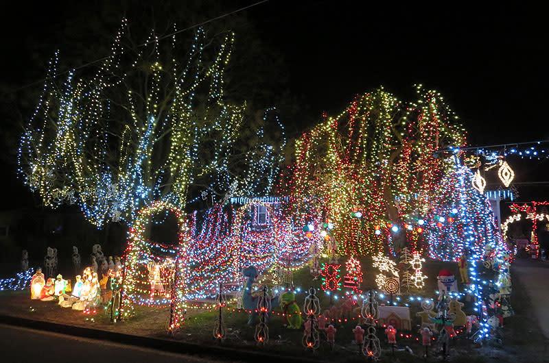 Lincolnshire Christmas Lights