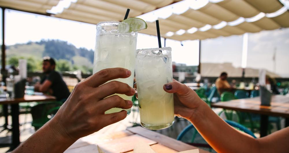Salt & Lime Happy Hour Cheers