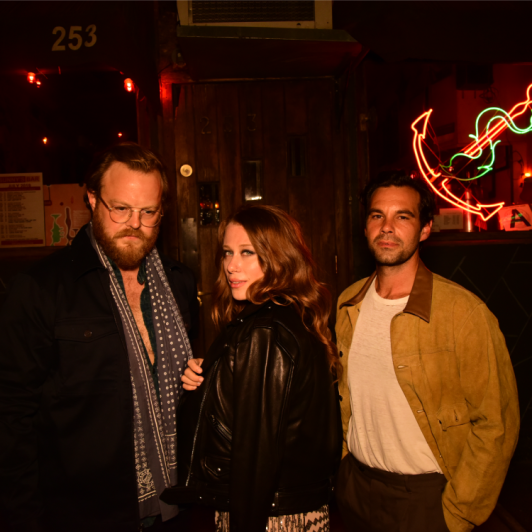 The Lone Bellow Band Photo