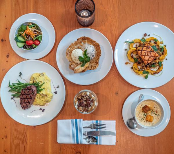 Dine the Couve at Gray's