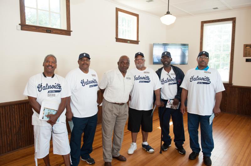 Galesville Hot Sox Team Reunion