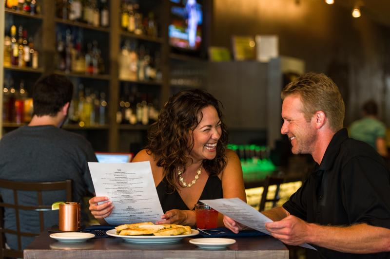 Five Restaurants - downtown Manhattan
