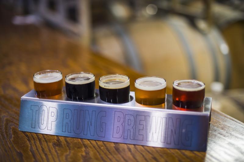 Top Rung Dark heart beer fest