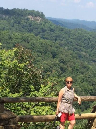 Red River Gorge scenic view