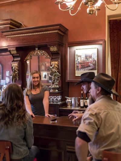 Legal Tender Saloon & Eating House