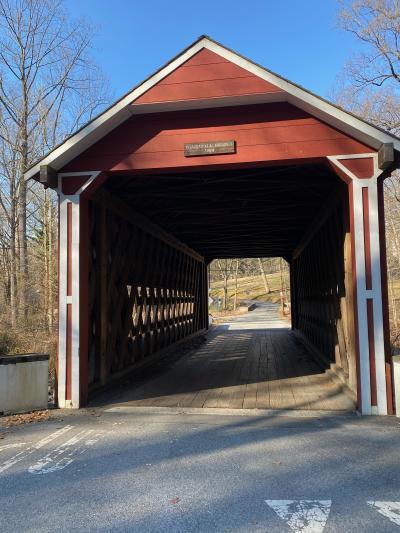Wooddale Covered Bridge