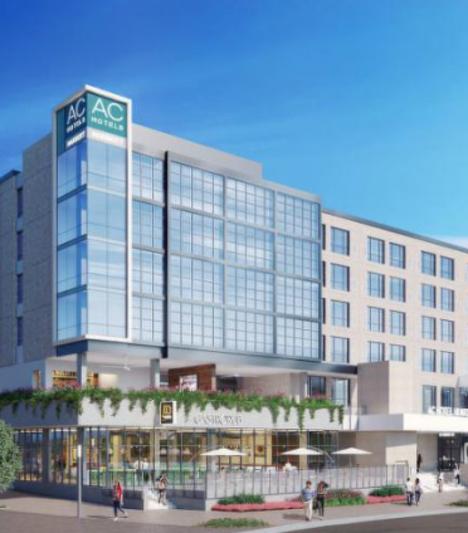 AC Hotel rendering