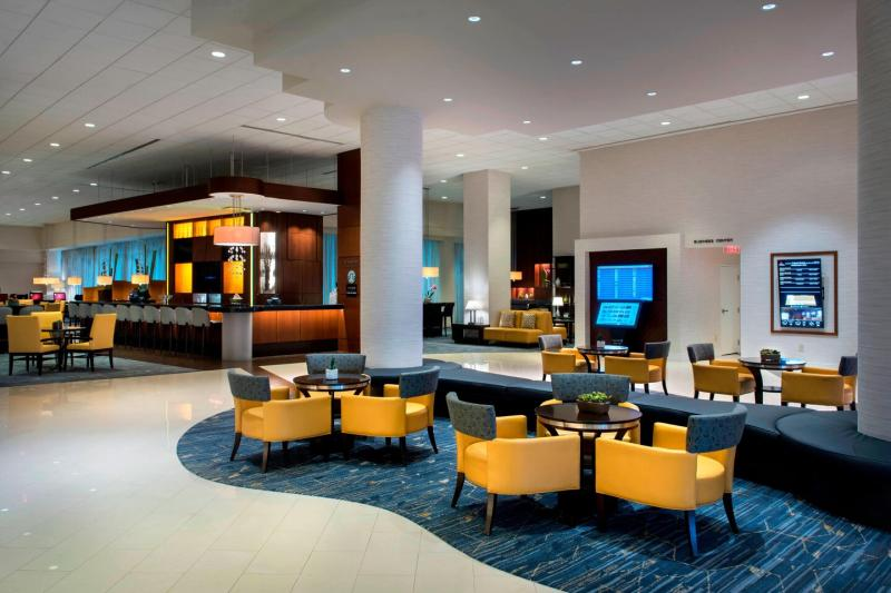 BWI Airport Marriott Hotel